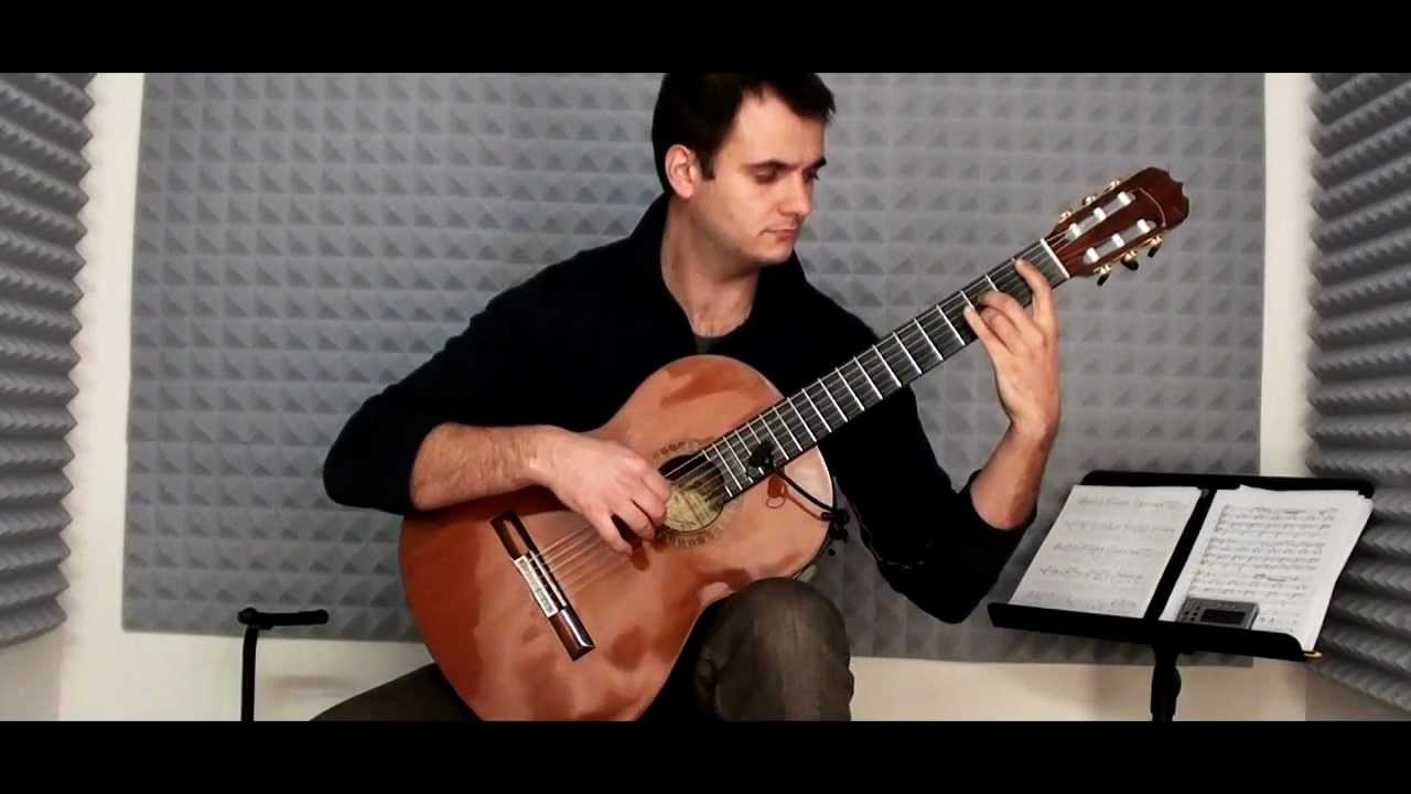 classical guitar video – Pearl Harbor Soundtrack on Guitar