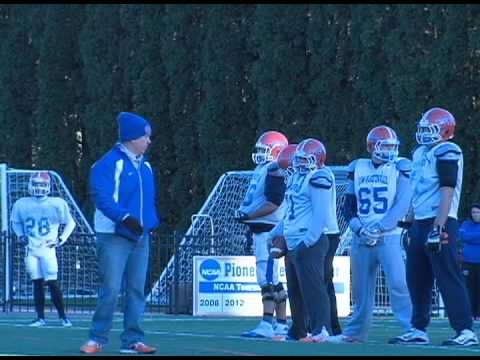 Pioneer Football First-round Playoff Preview