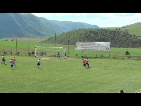 Futbal: Rudná-Honce