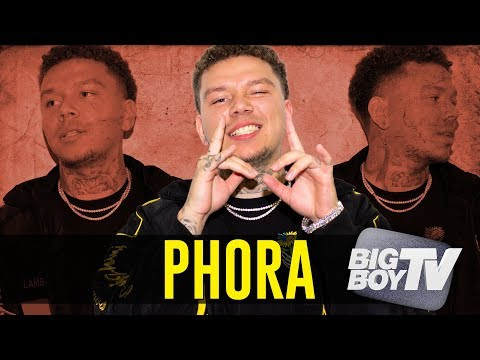 Phora on His Album 'Bury Me With Dead Roses', Getting out of His Record Deal + A Lot More!