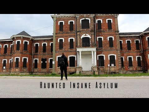 Ouija Board at Haunted Abandoned Insane Asylum Century Manor | We summoned a demon