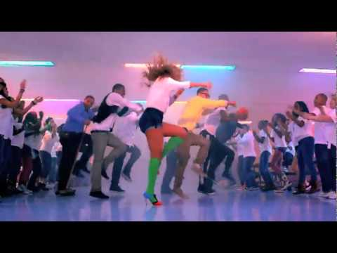 Beyonce – Let's Move! 'Move Your Body' Music Video Official 2011