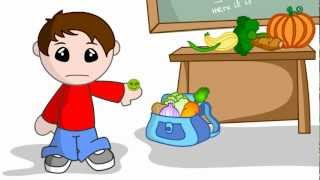 """http://www.heyflash.com presents the complete version of """"I Got a Pea"""", a funny song for kids and everyone by Bryant Oden of Songdrops."""