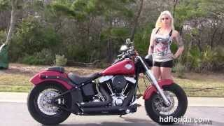 10. Used 2013 Harley Davidson Softail Slim Motorcycles for sale in Florida