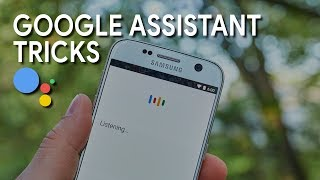 Google Assistant has out for a while now. Many consider this to be an upgrade to Google Now. In this video, I will show you some tips, tricks, and commands for use with Google Assistant that every user needs to know. Many of these are beginner level tips with a few advanced tips mixed in. Near the end of this video, I will share with you dozens of additional commands you can use with Google Assistant.▶Subscribe: https://www.youtube.com/techgumbo▶Share This Video: https://youtu.be/79ZR4O2_xhwGoogle Assistant: https://assistant.google.com/MediaMonkey: https://play.google.com/store/apps/details?id=com.ventismedia.android.mediamonkey&hl=enIFTTT: https://play.google.com/store/apps/details?id=com.ifttt.ifttt&hl=enNetflix: https://play.google.com/store/apps/details?id=com.netflix.mediaclient&hl=enMusic by: Gunnar Olsen, Jingle Punks, Vibe Tracks & Silent Partnerhttps://www.youtube.com/audiolibrary/music
