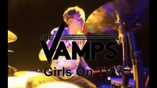 The Vamps - Girls On TV (Live In Birmingham)