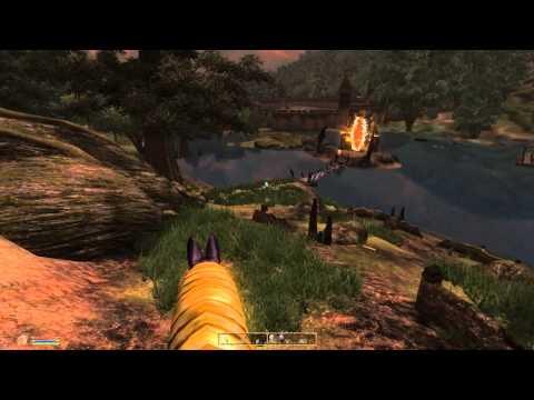 "Let's Play Oblivion Fcom Mod   41   ""Fallen Steed""`"