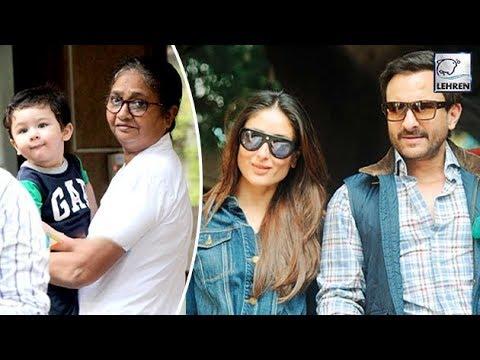 Did Kareena Kapoor & Saif Ali Khan Appoint A Bodyg