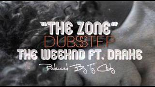 The Weeknd music video The Zone (feat. Drake) (Dubstep Remix)