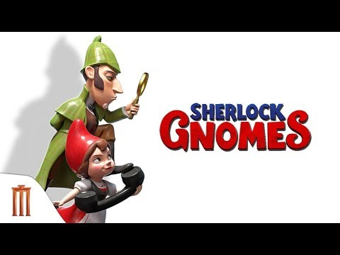 Sherlock Gnomes - Official Trailer 2 [ซับไทย]