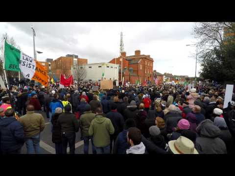 A New Irish Revolution Started 21 Feb.