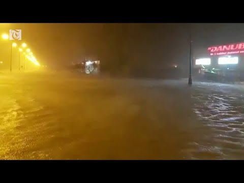 Video: Cyclone Mekunu makes landfall in Dhofar, more rainfall forecast