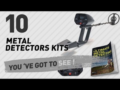 Metal Detectors Kits // New & Popular 2017