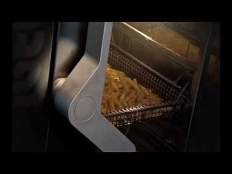 French fries? Use a combi oven!