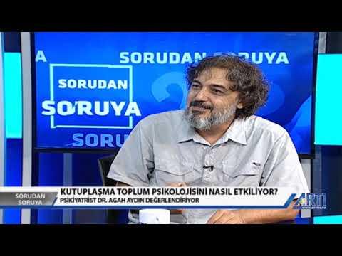 Sorudan Soruya 2 - Murat Aksoy Konuk: Agah Aydın 22 Ağustos 2019