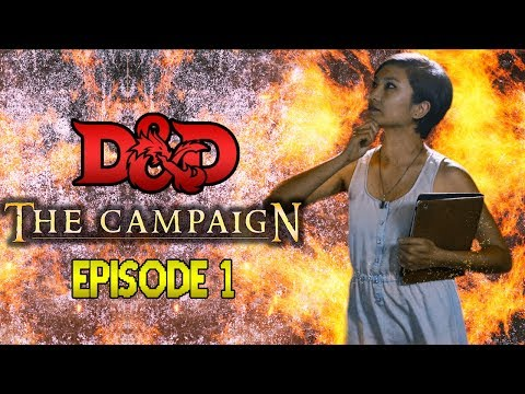 A Dark and Stormy Night - Dungeons & Dragons // The Campaign | Snarled (видео)