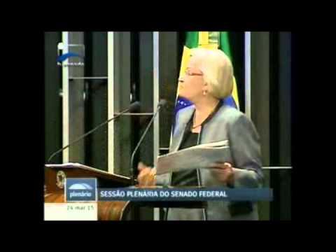 Ana Amélia alerta para risco de crise federativa se dívidas não forem renegociadas