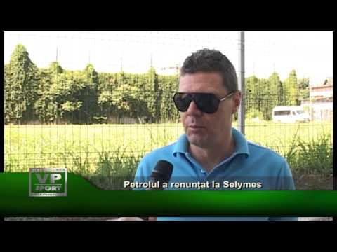 Petrolul a renunțat la Selymes