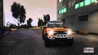GTA IV - 2011 - Ford F150 SVT RapTor Baja - EPM Lights TEST