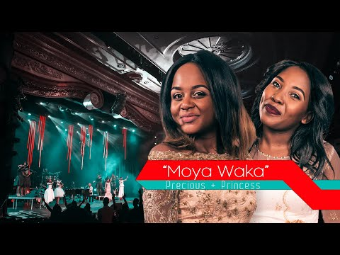 Women In Praise Ft Precious & Princess - Moya Waka - Gospel Praise & Worship Song