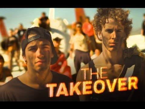 Free Running - The Takeover is a collaboration between Tempest Freerunning and over 40 Professional Freerunners from 14 different Countries at an Airplane Graveyard.These t...