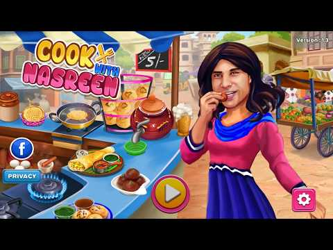 Cooking With Nasreen Gameplay