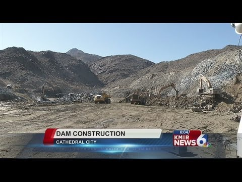 Eagle Canyon Dam – Work Continues