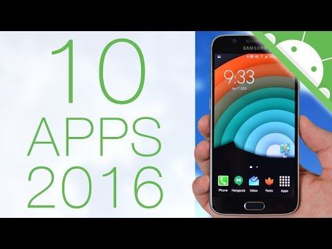 MEJORES APPS ANDROID 2016