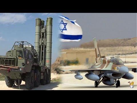 Почему с-400 не видит израильские самолеты