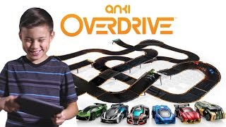 Video ANKI OVERDRIVE! It's Race Time! MP3, 3GP, MP4, WEBM, AVI, FLV September 2018