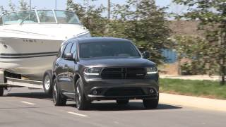 2014 Dodge Durango Test Drive And Review