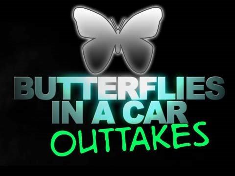 Butterflies in a Car OUTTAKES