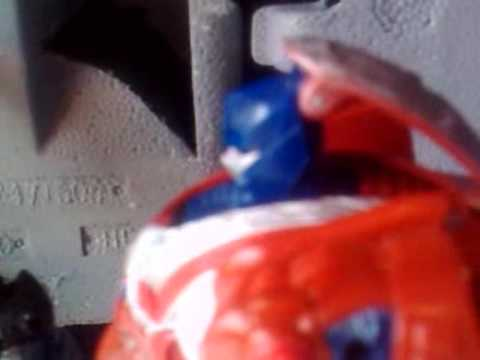 Transformers: The Soap: Episode 7, Part 1: Primal Instinct