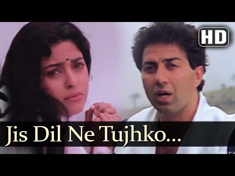 Jis Dil Ne Tujhko - Lootere Song - Juhi Chawla - Sunny Deol - Kumar Sanu