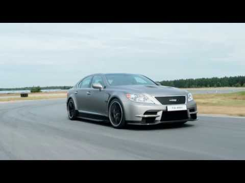 0 TMG Sports 650 is an Extreme Lexus LS [w/ Video]
