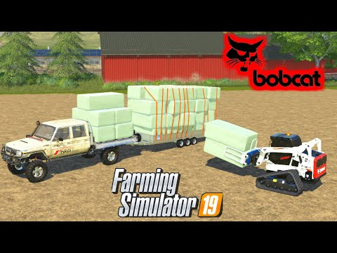 CSM Bobcat 590 Series Skid Steer Pack v1.1.0