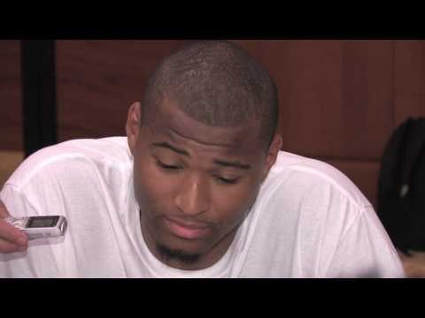 DeMarcus Cousins Draft Combine Interview - Part 2