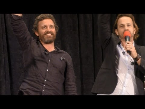 AtlCon FULL Between The Panels Richard Speight Jr & Rob Benedict 2016 Supernatural