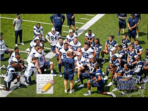 5 Cowboys 2018 UDFA With The Best Chance to Make the TEAM!