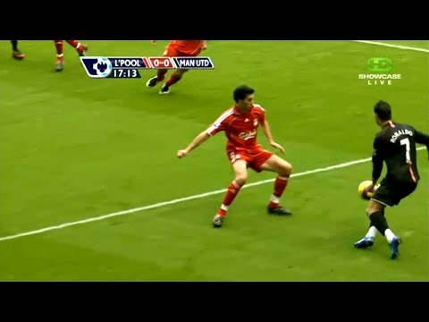 Cristiano Ronaldo Vs Liverpool Away 07-08 HD 720p By Hristow