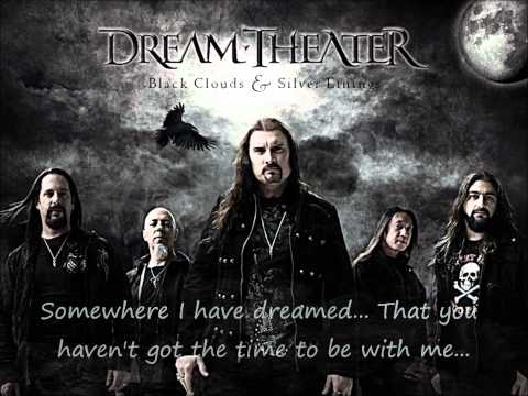 Dream Theater - Take Your Fingers From My Hair (With Lyrics)
