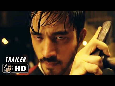 WARRIOR Official Trailer (HD) Justin Lin Bruce Lee Series