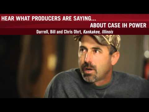 0 Three of a Mind: A Family of Growers Talks About Case IH Power