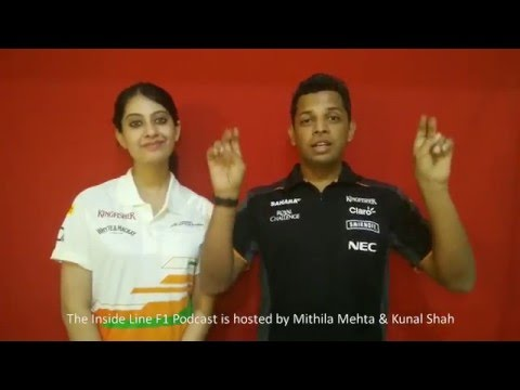 Vlog: May the Force be with Force India
