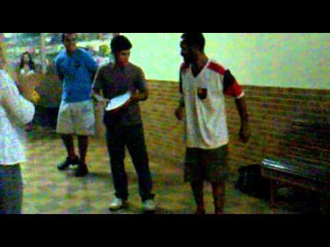 Marcelo Cachorrão Pandeiro Rodoviária Fervedouro.mp4