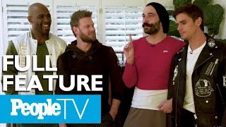 Video The Queer Eye's Fab Five Makeover PEOPLE Writer's Husband (FULL) | PeopleTV | Entertainment Weekly MP3, 3GP, MP4, WEBM, AVI, FLV Mei 2019