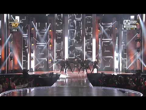 M Countdown - EXO-K – 중독 + Only One Mnet M! Countdown 10th Anniversary.