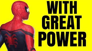 Video Why Uncle Ben Still Matters in Spider-Man: Homecoming MP3, 3GP, MP4, WEBM, AVI, FLV September 2018