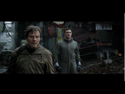 2014《哥吉拉》電影官方中文預告
