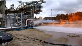 8. NASA conducting tests on 3D printed F 1 rocket engine.